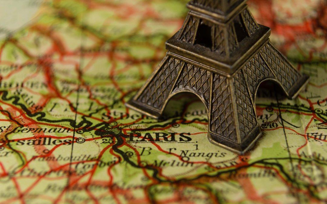 LES CARTES DE LA FRANCE SONT TOUJOURS UTILES