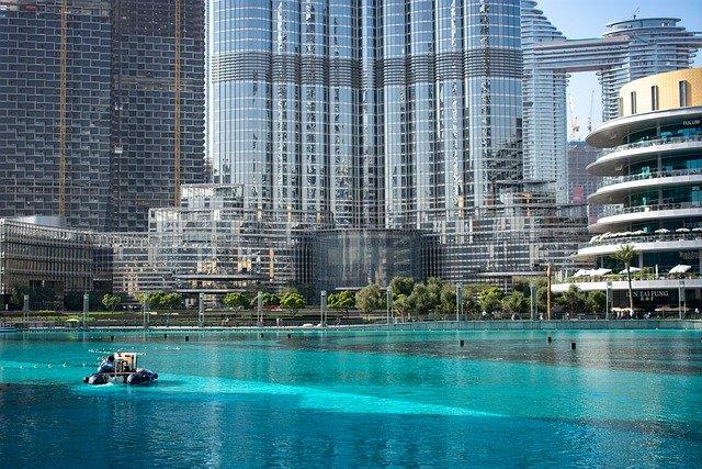 Meilleurs endroits pour faire du jet ski à Dubaï